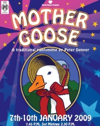 Mother Goose show poster